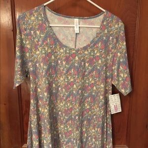 LuLaRoe Medium Perfect T NWT